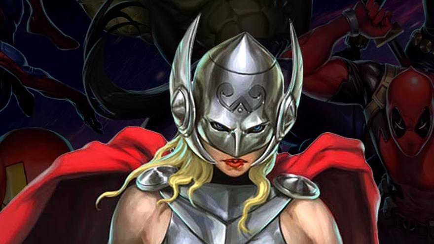 Thor femenino