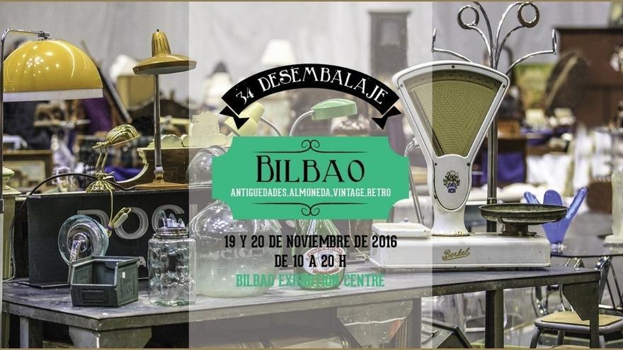 El BEC acogerá este fin de semana la 34ª edición de Desembalaje Bilbao con la participación de 135 expositores