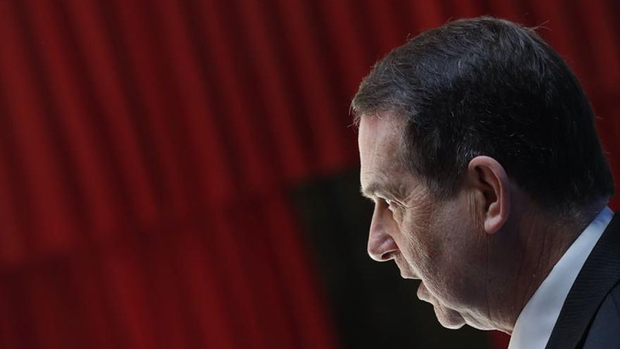 """Caballero dice que Rajoy y Feijóo van a Ourense tras la """"derrota"""" en Pontevedra"""