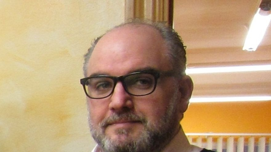 El coordinador de Ciudadanos en La Rioja, Federico Pérez Oteiza
