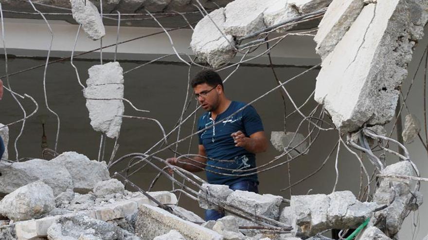 Israel ataca dos centros de Hamás en Gaza tras disparos contra sus tropas