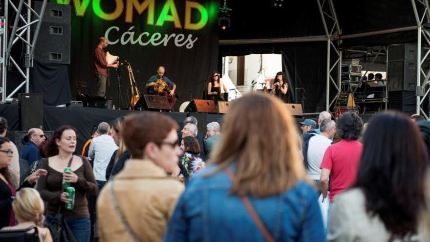 El festival Womad Cáceres, donde la música no precisa de pasaportes ni visado