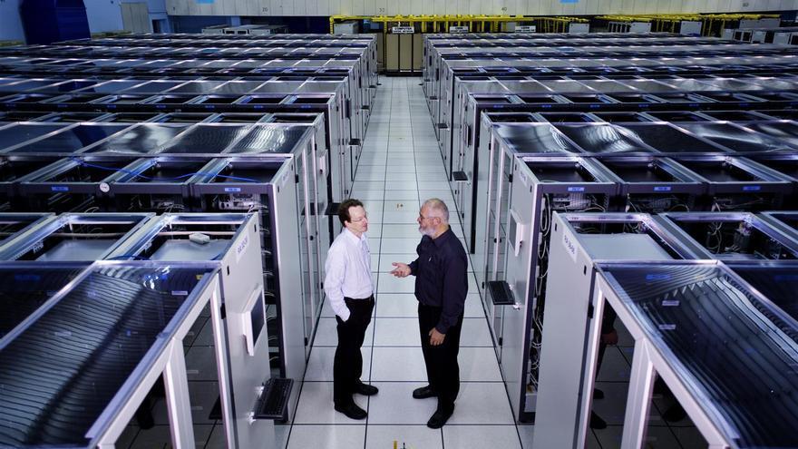 El centro de datos constituye el nivel 0 de la Red Mundial de Computación