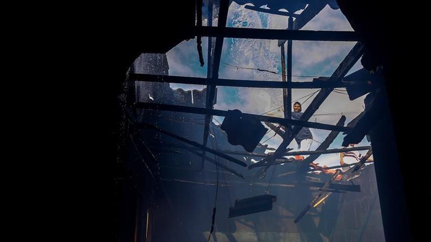Al menos 8 muertos, 4 de ellos niños, en un incendio en un orfanato de Sudáfrica
