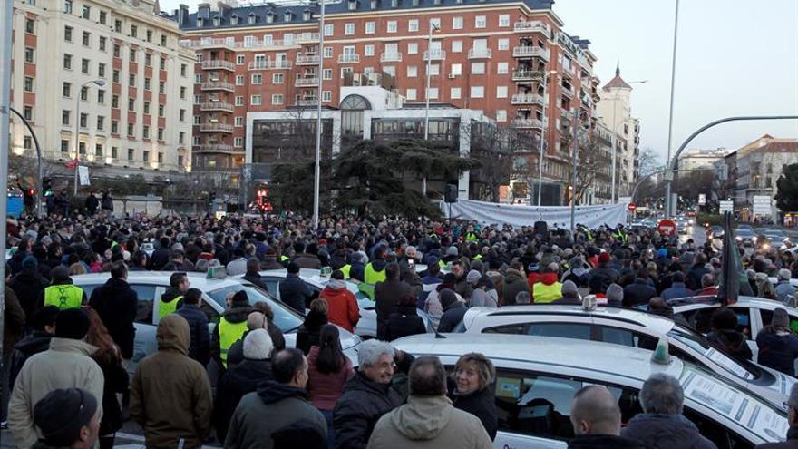 Delegacion Del Gobierno El Derecho A La Huelga No Incluye Colapsar