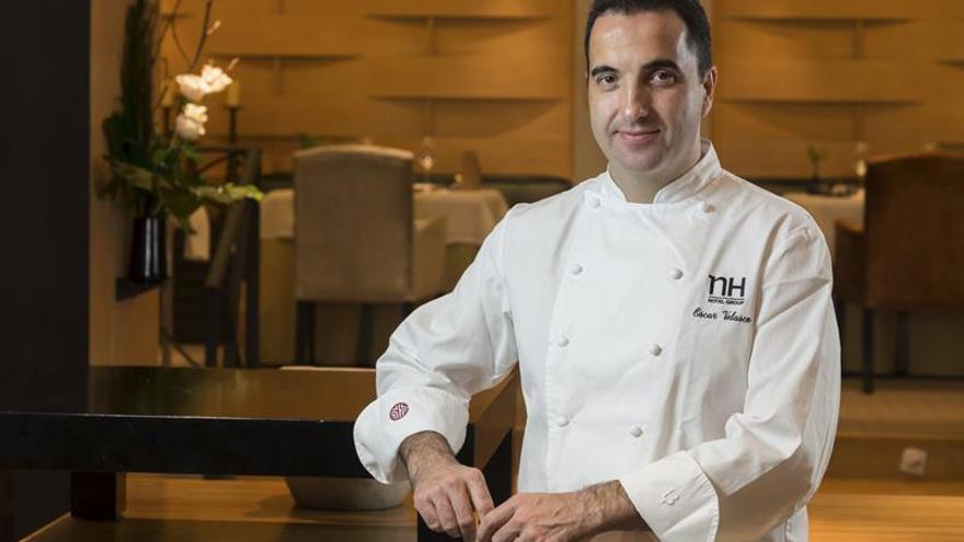"""Óscar Velasco, de pinche a cocinero cumbre en """"La evolución sencilla"""""""