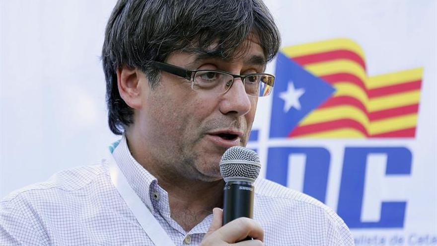 Carles Puigdemont, dispuesto a ir a prisión antes que ceder en el referéndum