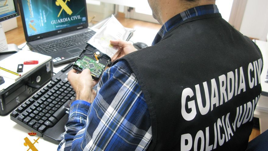 La Guardia Civil ha triplicado las operaciones contra la corrupción en los tres últimos años