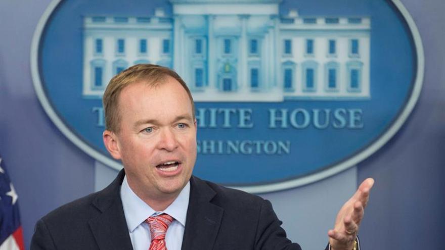La Casa Blanca critica al FMI por desacreditar la rebaja fiscal de Trump