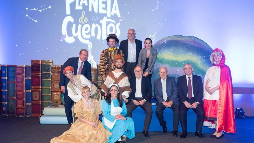 Presentación del Festival de la Infancia Planeta Gran Canaria.