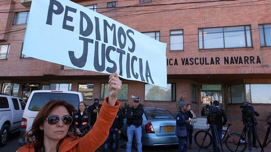 La Fiscalía colombiana imputa cargos a los hermanos del sospechoso de asesinar a una niña