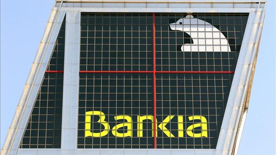 Sede central de la entidad Bankia.