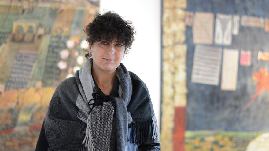 Anna Tamayo inaugura la exposición 'RrubibaRrocos y ciudades con zigurats rosas' la próxima semana en Uneatlantico