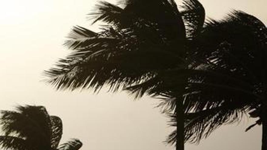Huracán Ike a su paso por Cuba