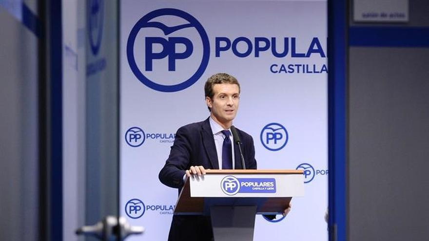 Casado pide que todos los países de la UE respeten la legislación española