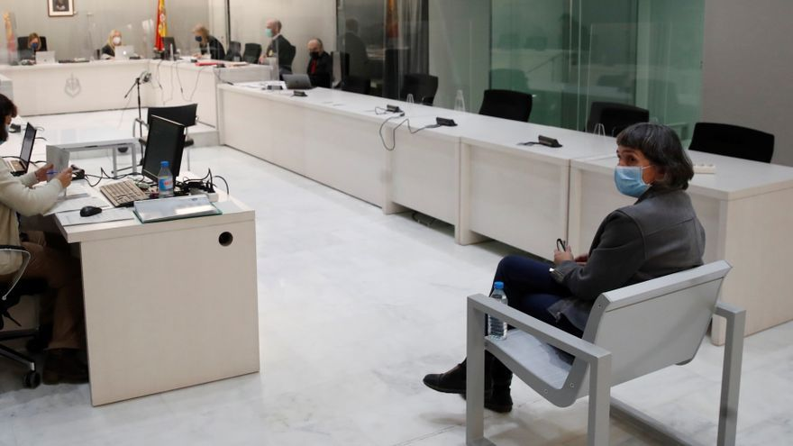 61 años de cárcel para la etarra Anboto por sendos atentados en Bilbao y Getxo