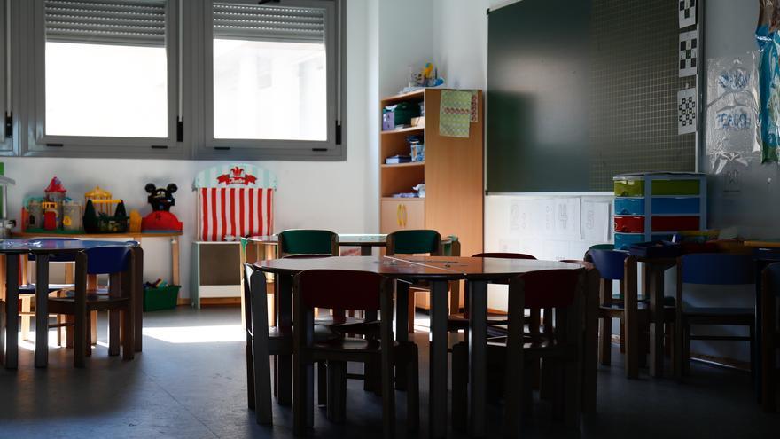 Aula en un colegio
