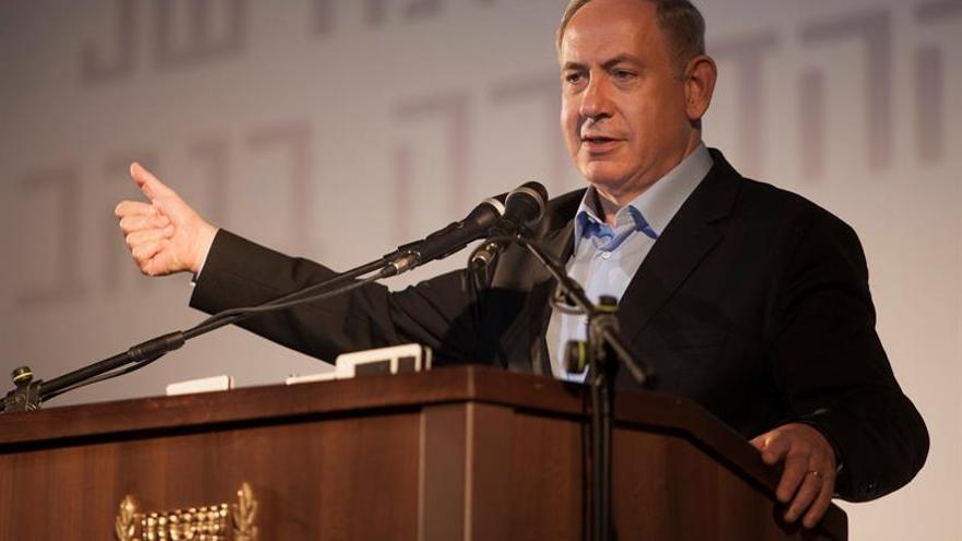 Netanyahu prohíbe a sus ministros contactar directamente con el equipo de Trump