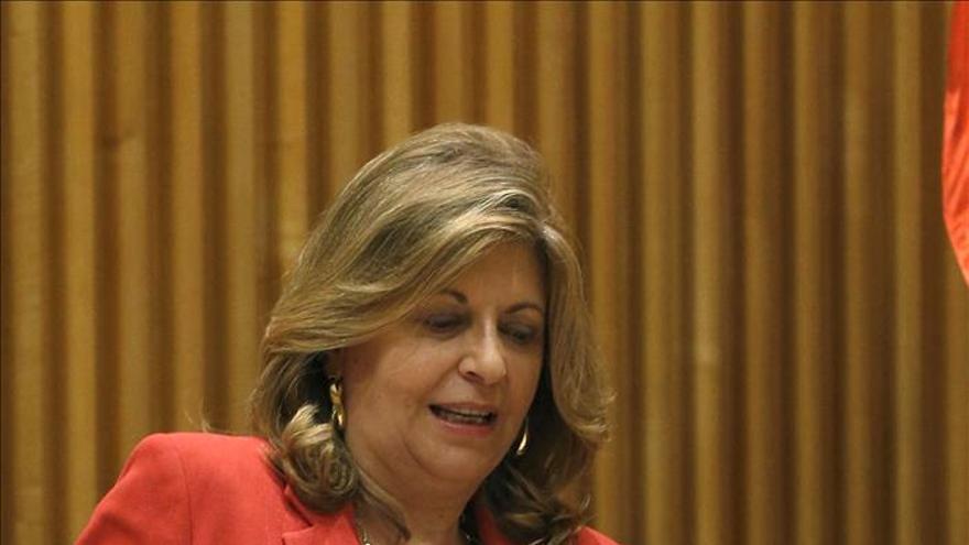 Engracia Hidalgo asegura que las reformas están logrando transformar el mercado laboral