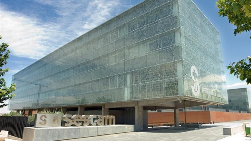 Sede central del SESCAM en Toledo