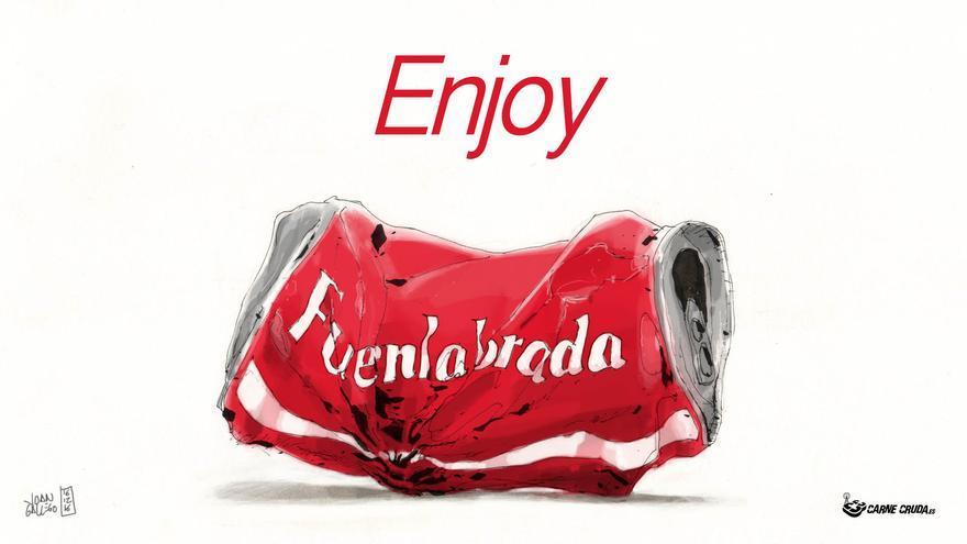 Disfruta CocaCola