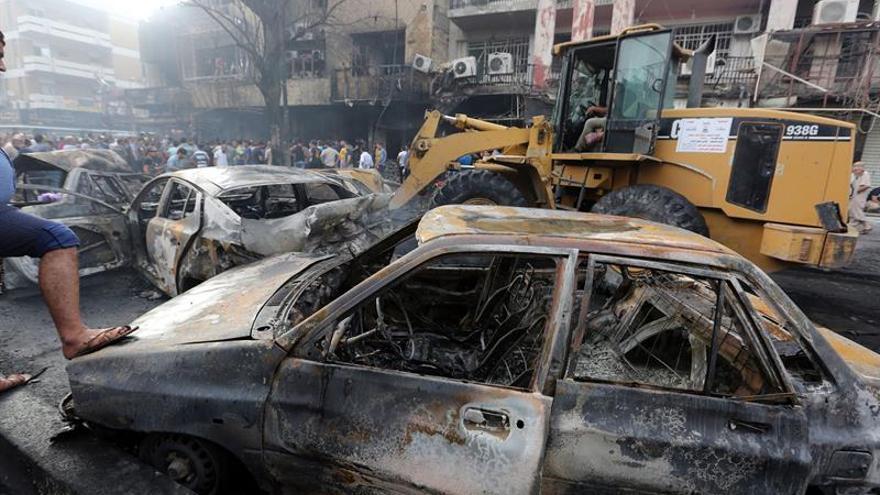 Dimite el ministro iraquí de Interior tras el atentado del domingo en Bagdad