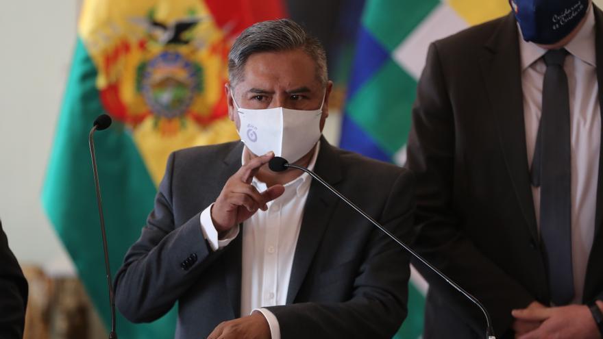 Bolivia lleva a la Cumbre Iberoamericana su inquietud sobre vacunas anticovid