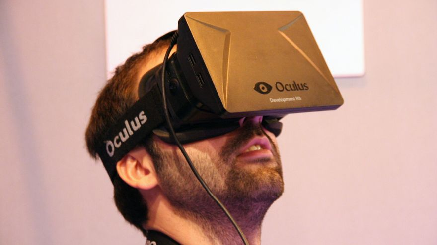 Oculus Rift Madrid Games Week