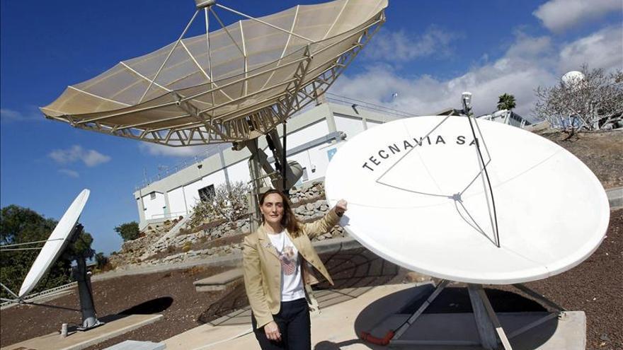 La CE refuerza el programa de salvamento de Estación Espacial de Maspalomas