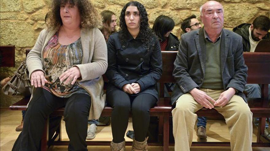 "La hija de alcalde de Beade niega que llamara ""terrorista"" a un concejal socialista"