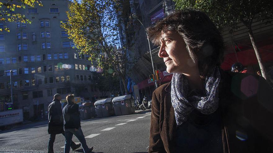 Itziar González, exconcejal del distriro de Ciutat Vella / Carmen Secanella