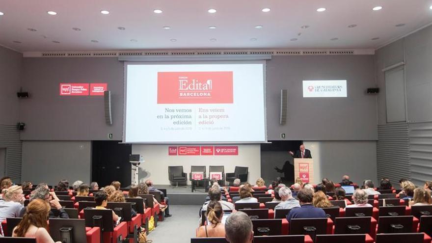 Forum Edita se afianza como cita internacional de debate del sector editorial