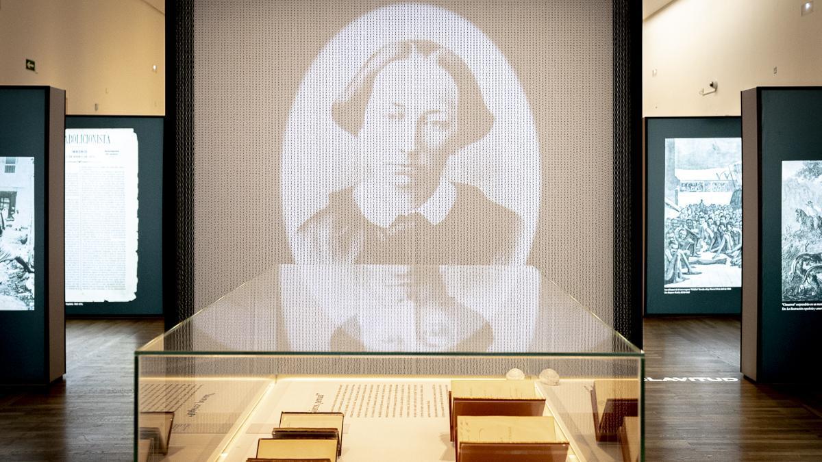 Exposición 'Concepción Arenal: la pasión humanista 1820-1893' en la Biblioteca Nacional.