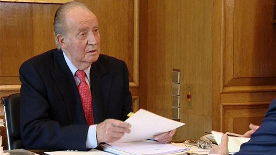 La televisión pública alemana hace balance del reinado de Juan Carlos I