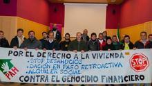 La Plataforma de Afectados por las Hipotecas de Cáceres impulsa un 'kit antidesahucios'