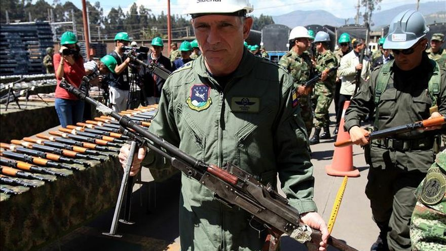 Colombia busca en Canadá alianzas con empresas del sector defensa