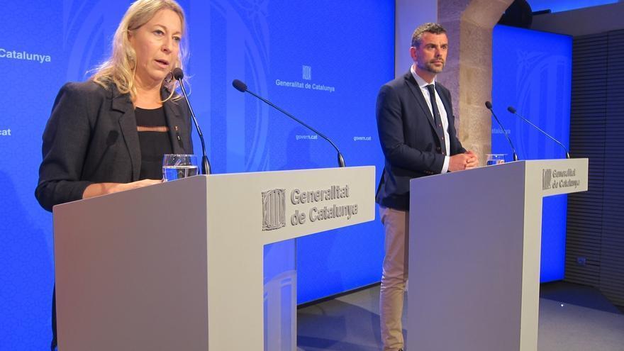 """Neus Munté sobre el referéndum: """"Decidiremos sobre todo aquello que nos afecta"""""""