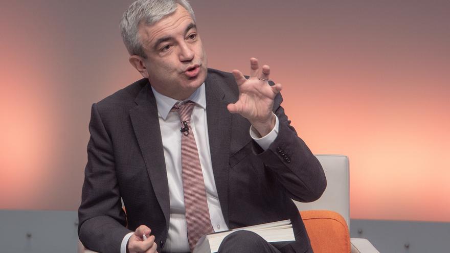 Luis Garicano, responsable económico de Ciudadanos.