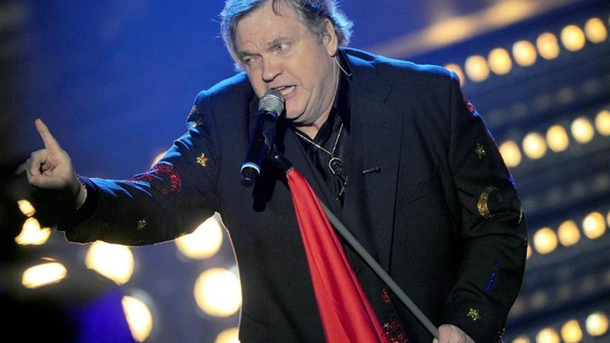 El cantante Meat Loaf se recupera tras desmayarse durante una actuación