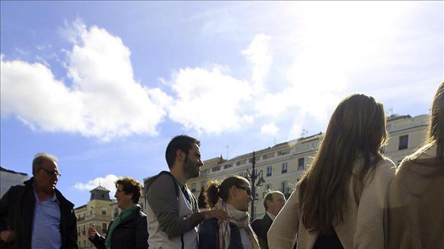 Grupos de hombres se manifiestan contra el machismo en 25 localidades