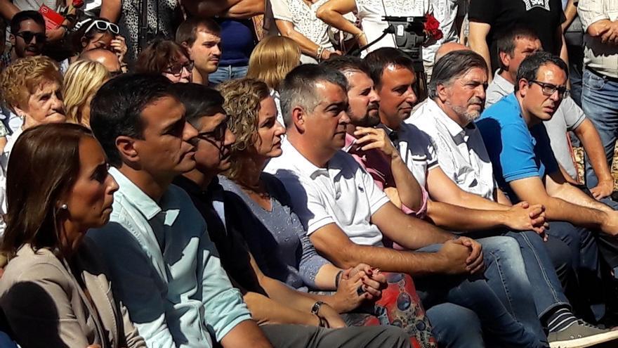 Tudanca (PSOE) destaca la coherencia de Valdeón e insta a otros cargos del PP a que sigan ese camino de salida