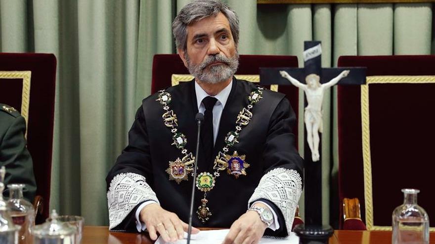 El presidente del Supremo ve inadmisible decir que España reprime a políticos