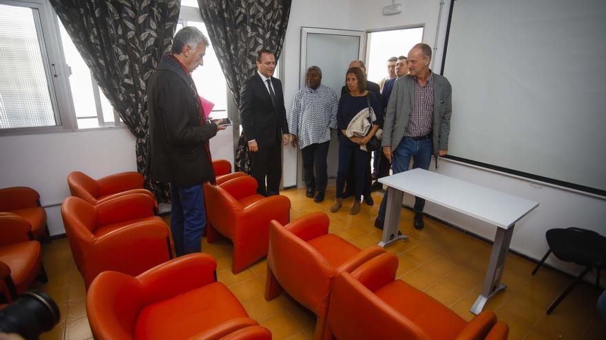 Las Palmas de Gran Canaria inaugura la primera Casa del Migrante de Canarias.