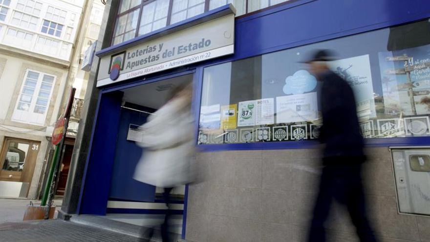 Un único acertante de 1ª categoría, en Ciempozuelos (Madrid), gana 7.113.423 €