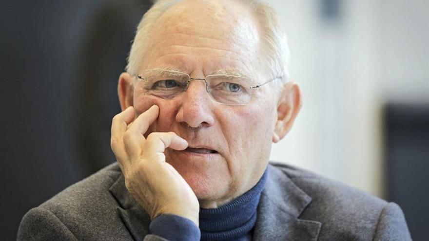 """Schäuble advierte a Londres de que el """"brexit"""" no es como elegir los ingredientes de un menú"""