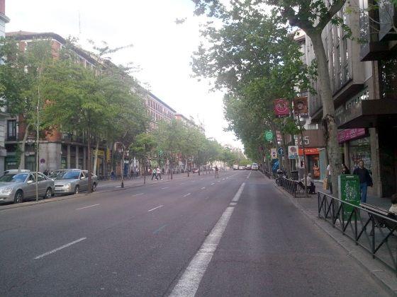 Calle de Carranza | SOMOSMALASANA.COM