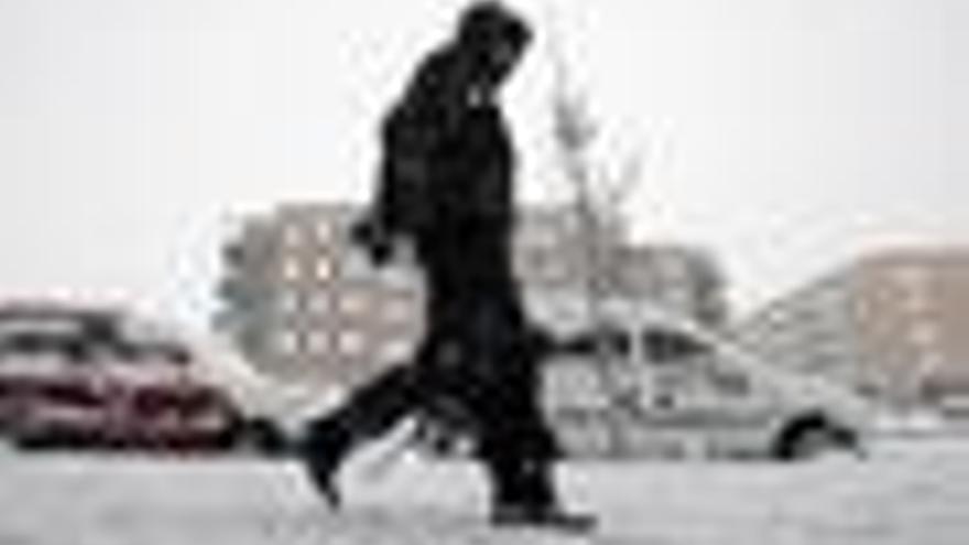Protección Civil avisará antes a Madrid que al resto de España por alerta de nieve