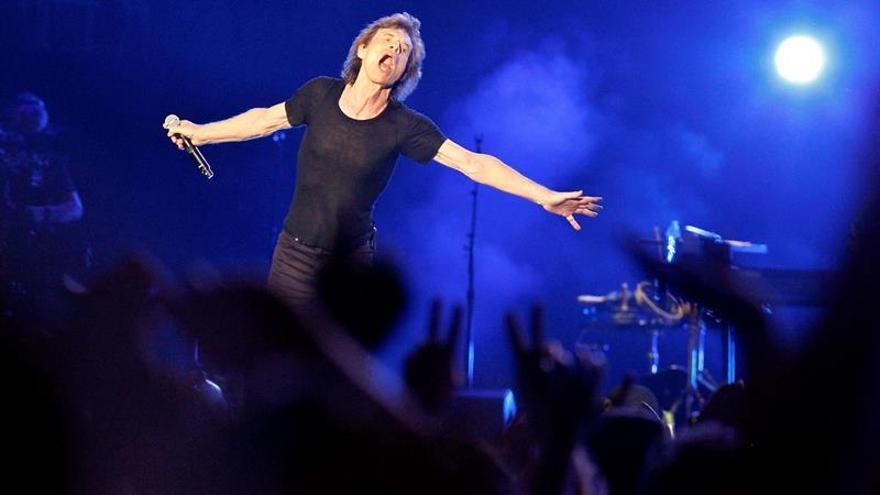 """Mick Jagger expresa inquietud ante el """"brexit"""" en nuevos temas en solitario"""