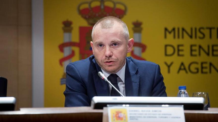 """Las renovables son """"rentables"""" en España, según secretario español de Energía"""