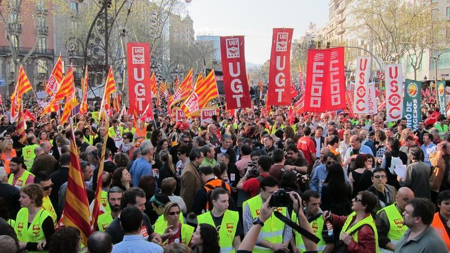 El PSOE lleva el martes a votación en el Congreso la derogación de la reforma laboral del PP